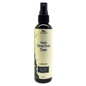 Simply Radiant Beauty Organic Citrus Twist Toning Mist w/Aloe Vera