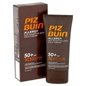 Piz Buin Allergy Face Cream SPF50+ 50ml