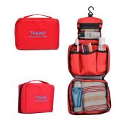 ISEYMI Oxford set of Travel Washing Bag Waterproof Portable Cosmetic Bag Storage Bag