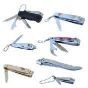7 Piece Nail Clippers Set