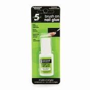 Brush On Nail Glue - 2pcs