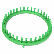 24CM Classical Round Circle Hat Knitter Knitting Knit Loom Kit Green