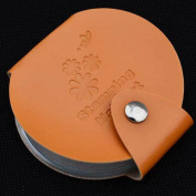 Nail Organiser, Misaky Stamping Art DIY Image Plate Template Holder Case Bag Stamp Holder