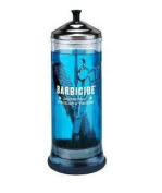 Barbicide Glass Soaking Jar