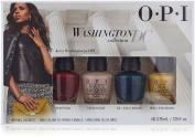 OPI Mini Washington DC Collection Fall 2016 Nail Lacquer Set of 4