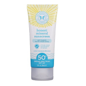The Honest Company Mineral Based Sunscreen SPF 50