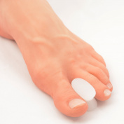 Gel Toe Separators - Bunion Pain Relief for Men & Women - 6 Pieces
