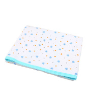 Foldable Washable Nappy Nappy Changing Mat - Reusable Baby Mat, Portable Liners, PVC-free, Guarantee, Changing Pad Cover