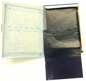 Carbon Transfer Blue Tracing Paper for Woodworking and Wood Burning Patterns