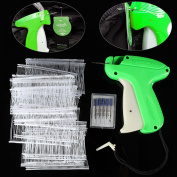 BephaMart Price Tagging Gun Label Clothes Garment Tag Machine with 1000 Barbs and 5 Needles Set