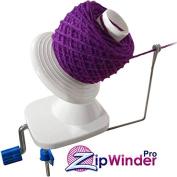 ZipWinder Pro Yarn Ball Winder - Wool Winder