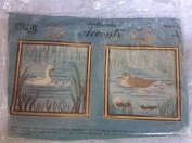 Water Birds - Cathy Watercolour Accents Embroidery Kit #CO32