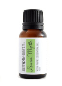 Lemon Myrtle Essential Oil by Simply Earth - 15 ml, 100% Pure Therapeutic Grade