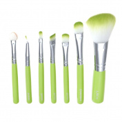 Tenworld Women 7PCS PRO Cosmetic Makeup Brush Set