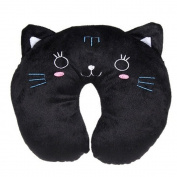Cartoon U Shaped neck travel pillow automatic Neck Support Head Rest Cushion