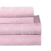 Lullaby Bedding 200-YBrina Ballerina Toddler Cotton Sheet Set