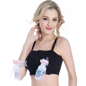 Hands Free Breastpump Bra Soft Bras for Breastfeeding