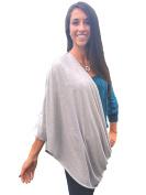 Rainbowlight Cotton Infinity Nursing Breastfeeding Scarf Cover Shawl