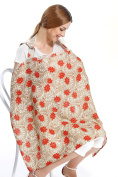 Corewill Privacy Baby Nursing Cover for Breastfeeding Cotton Breathable