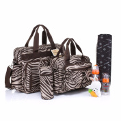 New fashion Mes Enfants nappy bag waterproof nappy bag outdoor stroller travel Tote Shoulder mommy 2 bags