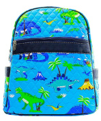 J & C Family Owned Dinosaur Quilted 33cm Backpack