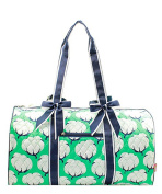J & C Family Owned Cotton Fields Quilted 50cm Duffle Bag
