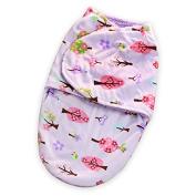 Newborn Baby Blanket Animal Bassinet Berber Bedding Sleeping Swaddle