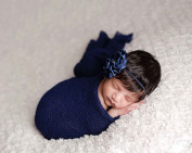 Sunmig Newborn Baby Stretch Wrap Photo Props Wrap-Baby Photography Props