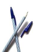 Spiral 825 the Blue Pen Lancer 0.5 Mm, 2 pcs