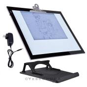 48cm LED Artist Stencil Board Tattoo Drawing Tracing Table Display Light Box Pad