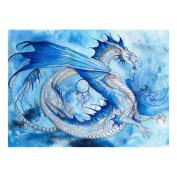Whitelotous Flying Dragon 5D Diamond Painting DIY Cross Stitch Kit 41cm x 30cm