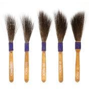 Set of 5 - Original Mack Sword Striper Pinstriping Brush - Sizes