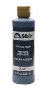 FolkArt K877 Acrylic Paint, Navy Blue, 240ml