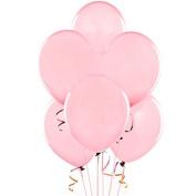 28cm Latex Balloons Pink Pkg/100