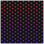 Vinyl Boutique Shop Craft Adhesive Red and Purple Dark Ombre Adhesive Vinyl Sheets Adhesive Vinyl 0123-2