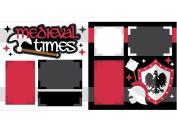 """""""Mediaeval Times"""" Scrapbook Kit"""