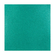 Coredinations 12x12 Glitter Silk Cardstock - Jaded Green - 2 Sheets
