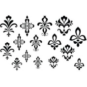 Cool Tools - Jewel Stamps for Clay - Antique Spring