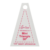 Sew Easy Mini Triangle 30° Quilting/Patchwork Template