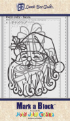 Mark a Block Templates Holly Jolly Christmas by Lunch Box Quilts
