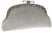 Thenice Women's luxurious Brilliant crystal Wedding Evening Bags Clutch