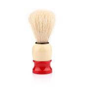 HFUN Shaving Brush Nature Pig mane ABS Handle Multi-function to Keyboard & Piano & Instrument & Cleaning Scrub