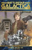 Battlestar Galactica Classic Omnibus