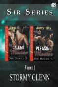 Sir Series, Volume 1 [Call Me Master