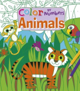 Color by Numbers Animals