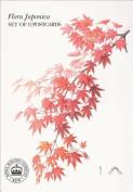Flora Japonica: Postcard Book