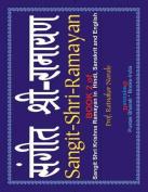 Sangit-Shri-Ramayan, Volume 2 of Sangit-Shri-Krishna-Ramayan, Hindi-Sanskrit-English [HIN]