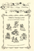 1940's Young Love Days-of-the-week Hot Iron Embroidery Transfers