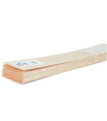 Midwest Products 6304 Balsawood, 1/8 x 7.6cm x 90cm