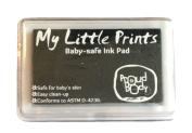 New DIY Reusable BABY PRINT INK PAD Footprint Handprint Kit - BLACK - BabyPrints